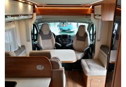 Autocaravana Perfilada DETHLEFFS T 7057 EB modelo 2017 de Ocasión