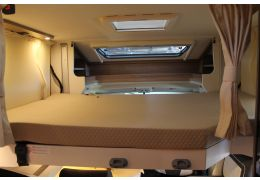 Autocaravana Perfilada DETHLEFFS Trend T 7057 DBM modelo 2017 de Ocasión