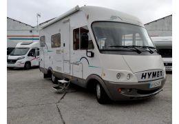 HYMER B 524