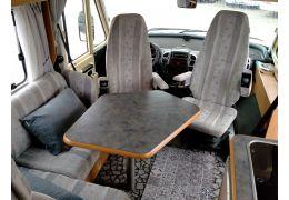 Autocaravana Integral HYMER B 524 de Ocasión