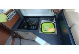 Autocaravana Integral KNAUS Sun Liner R12 de Ocasión
