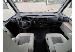Autocaravana Integral DETHLEFFS Trend I 7057 DBM Nueva en Venta