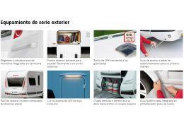 Caravana DETHLEFFS Nomad 500 FR modelo 2016 de Ocasión