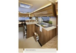 Caravana DETHLEFFS Nomad 500 FR modelo 2016 Nueva en Venta