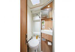 Furgoneta Cámper MALIBU Van Two Rooms 640 LE RB Nueva en Venta