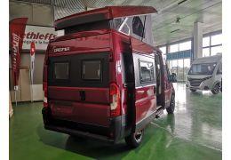 Furgoneta Cámper DREAMER Fun D43 UP Red Addict de Ocasión
