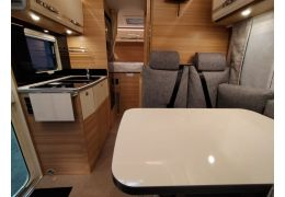 Autocaravana Perfilada DETHLEFFS Globebus T1 de Ocasión