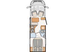 DETHLEFFS Globebus T7