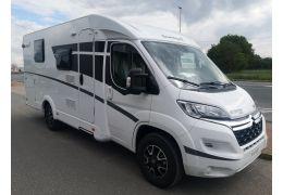 SUNLIGHT Van V69 Adventure · Autocaravana Perfilada