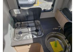 Autocaravana Perfilada SUNLIGHT T 68 de Ocasión