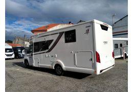 Autocaravana Perfilada RAPIDO 696F Ultimate Line Nueva en Venta