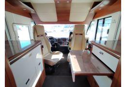 Autocaravana Integral CARTHAGO Liner For Two 53 L en Alquiler