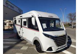 LMC Comfort I 755 · Autocaravana Integral
