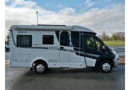 Autocaravana Perfilada DETHLEFFS Globebus T-1 de Ocasión