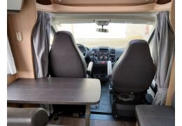 Autocaravana Perfilada SUNLIGHT T 65 en Alquiler