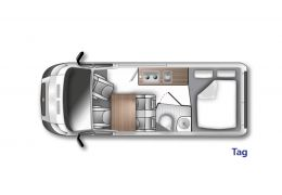 Furgoneta Cámper<br/>WESTFALIA - Amundsen 540 D modelo 2022