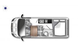 Furgoneta Cámper<br/>WESTFALIA - Columbus 540 modelo 2022