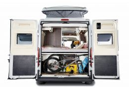 Furgoneta Cámper WESTFALIA Columbus 540 modelo 2022 Nueva en Venta