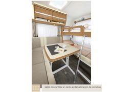 Caravana DETHLEFFS Nomad 650 RET modelo 2016 de Ocasión