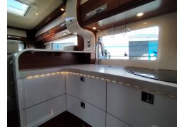 Autocaravana Integral CARTHAGO Liner For Two 53 L Nueva en Venta