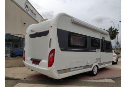 HOBBY 460 DL LUXE · Caravana usada