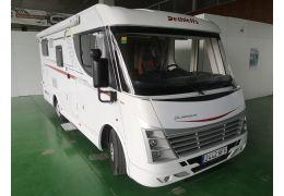 DETHLEFFS Globebus I 15 · Autocaravana Integral usada