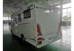 Autocaravana Integral DETHLEFFS Globebus I 15 de Ocasión
