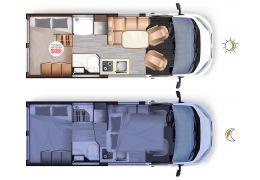 Furgoneta Cámper DREAMER Camper Van XL Limited Select Nueva en Venta