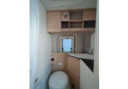 Furgoneta Cámper SUNLIGHT Camper Van Cliff 601 Nueva en Venta