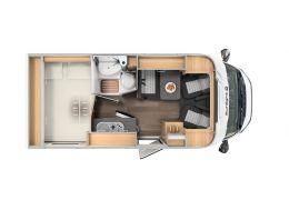 SUNLIGHT V60 Adventure Edition Modelo 2022 · Autocaravana Perfilada