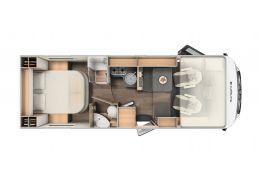 SUNLIGHT I 69 L Modelo 2022 · Autocaravana Integral
