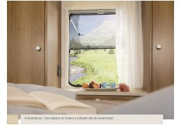 Caravana DETHLEFFS Nomad 730 FKR modelo 2016 de Ocasión