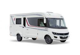 RAPIDO 854 F Modelo 2022 · Autocaravana Integral