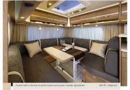 Caravana DETHLEFFS Nomad 740 RFK modelo 2016 de Ocasión