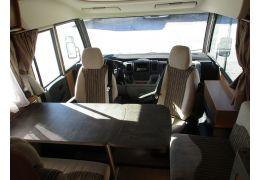 Autocaravana Integral ITINEO SD 610 de Ocasión