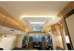 Autocaravana Perfilada DETHLEFFS Advantage T6611 modelo 2018 de Ocasión