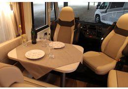 Autocaravana Integral DETHLEFFS Advatange I7051EB modelo 2018 Nueva en Venta