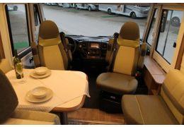 Autocaravana Integral DETHLEFFS Esprit I 7150-2 DBM modelo 2019 de Ocasión