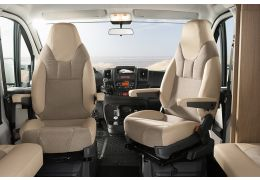 Autocaravana Perfilada DETHLEFFS 4 travel T 7116-4 modelo 2017 de Ocasión