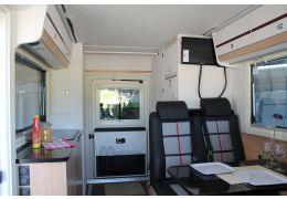 Autocaravana Integral DETHLEFFS Evan I 560 D