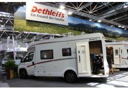 DETHLEFFS Dethleffs Trend T 6767 modelo 2018