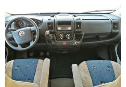 Autocaravana Capuchina SUNLIGHT A-68 de Ocasión