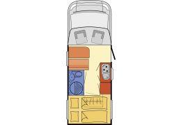 Autocaravana Perfilada DETHLEFFS Globebus T-15 de Ocasión