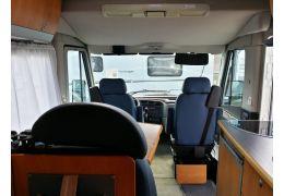 Autocaravana Integral KNAUS Travel Liner 658 de Ocasión