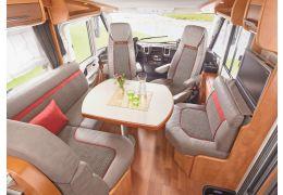 Autocaravana Integral CARTHAGO c-tourer I 148 modelo 2017 Nueva en Venta