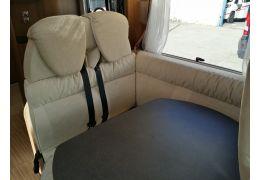 Autocaravana Integral CARTHAGO GRAN DELUXE c-tourer sport I 150 modelo 2017 en Alquiler