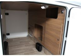 Autocaravana Integral DETHLEFFS Trend I 7057 EB modelo 2018 Nueva en Venta