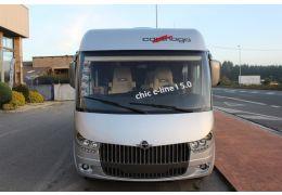 Autocaravana Integral CARTHAGO Chic c-line I 5.0 modelo 2017 de Ocasión