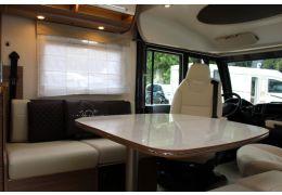Autocaravana Integral ITINEO MC 740 modelo 2017 de Ocasión