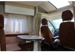 Autocaravana Perfilada ILUSION XMK 730 de Ocasión